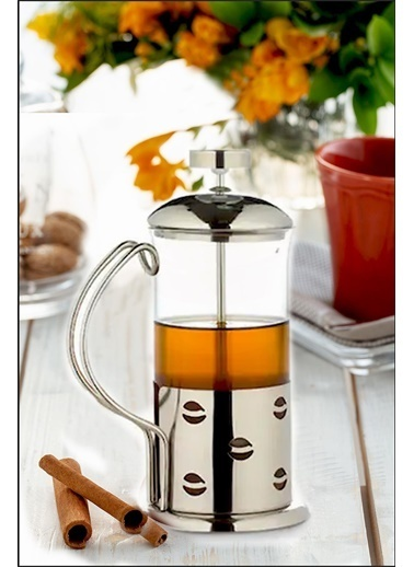 Kitchen Love French Press Renkli